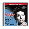 Rossini, L Italiana in Algeri: Giulini 2CD (ADD)