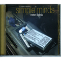 Simple Minds, Neon Lights CD (DDD)