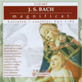 Bach, Magnificat (Kantaten) 2 CDs (ADD)