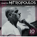 Mitropoulos, Dimitri 10-CD-Box