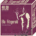 Ella Fitzgerald - First Lady of Song 48-CD-Coll.