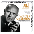 Gieseking, Walter - Klangzauber mit Esprit 10-CD Box (ADD)