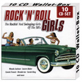 Rock n Roll Girls of the 50s 10-CD-Box