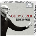 Szell, George - Eleganz & Finesse 10-CD-Box