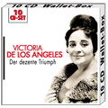 De Los Angeles, Victoria - Der dezente Triumph 10-CD-Box