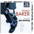 Baker, Kenny - plays Armstrong 10-CD-Box