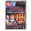Merry Christmas-Stars im Vatikan DVD + CD