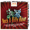 Rock-A-Billy Rave 10-CD-Box