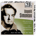 Simoneau, Léopold - The ultimate collection 10-CD-Box