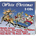 White Christmas (Sinatra, Jackson, Armstrong, Crosby…) 3 CDs