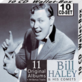 Haley, Bill & his Comets 10-CD-Box